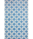 Loloi Piper Pi-05 Blue Checkers Area Rug