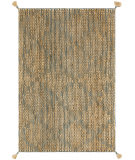 Loloi Playa By Justina Blakeney Ply-02 Aqua - Natural Area Rug