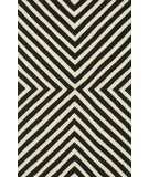 Loloi Palm Springs Pm-01 Black / Ivory Area Rug