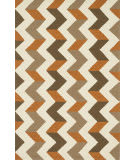 Loloi Palm Springs Pm-03 Brown / Orange Area Rug