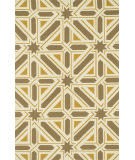 Loloi Palm Springs Pm-04 Taupe / Gold Area Rug