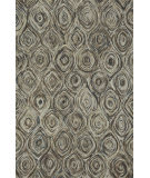 Loloi Rowan Rw-02 Charcoal / Brown Area Rug