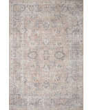 Loloi II Skye Sky-01 Blush - Grey Area Rug