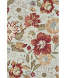 Loloi Summerton Sumrsrs04 Mist/Red Area Rug