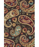 Loloi Summerton Sumrsrs12 Chocolate/Multi Area Rug