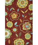 Loloi Summerton Sumrssc10 Red/Yellow Area Rug