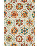 Loloi Summerton Srs19 Ivory / Spice Area Rug