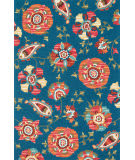 Loloi Summerton Srs21 Blue / Multi Area Rug