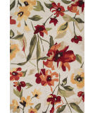 Loloi Summerton Sumrsrs23reye Red / Yellow Area Rug