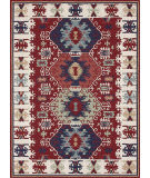 Loloi Taos TO-01 Red Area Rug