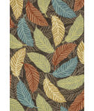Loloi Tropez Tz-02 Brown / Multi Area Rug