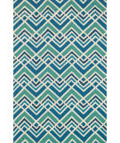 Loloi Venice Beach VB-22 Sea / Blue Area Rug