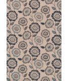 Loloi Vero Vo-05 Natural - Blue Area Rug
