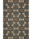 Loloi Vero Vo-12 Natural - Blue Area Rug