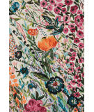 Loloi Wild Bloom Wv-01 Ivory - Multi Area Rug