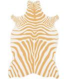 Loloi Zadie Zd-01 Gold - White Area Rug