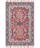 Loloi Zharah Zr-03 Rose - Denim Area Rug