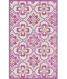 Loloi Zoey Zo-01 Purple - Green Area Rug