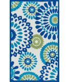 Loloi Zoey Zo-06 Blue - Green Area Rug