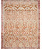 Loloi II Layla LAY-16 Natural - Spice Area Rug