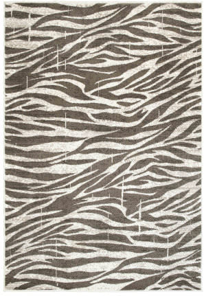 Lr Resources Adana 80378 White - Beige Area Rug