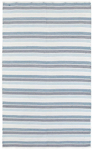 Lr Resources Altair 03457 Blue Multi Area Rug