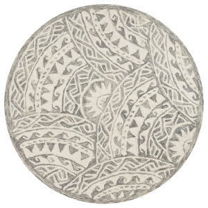 Lr Resources Dazzle 54087 Gray Area Rug