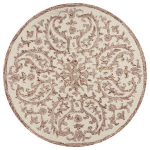 Lr Resources Dazzle 54088 Red Area Rug