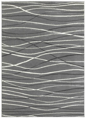 Lr Resources Grace 81111 Gray Area Rug