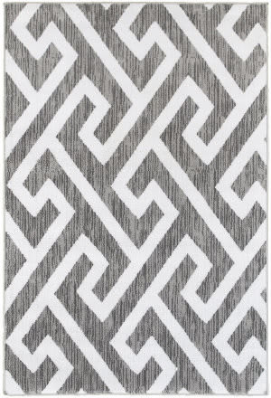 Lr Resources Grace 81121 Gray Area Rug