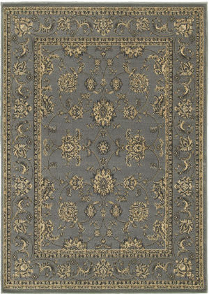 Lr Resources Grace 81130 Gray Area Rug