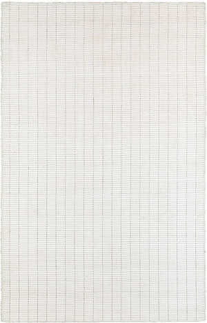 Lr Resources Kessler 81217 Bright White Area Rug