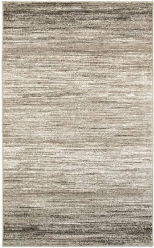 Lr Resources Matrix 81198 Light Beige - White Area Rug