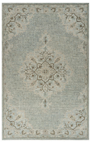 Lr Resources Modern Traditions 81291 Blue Area Rug