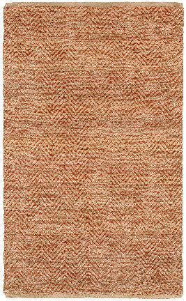 LR Resources Natural Fiber Lr03320 Red Area Rug