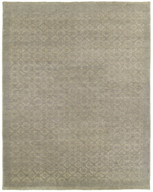 Lr Resources Oushak 04426 Gray Area Rug