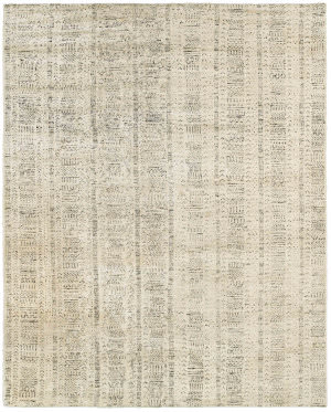 Lr Resources Sobek 04411 White Area Rug