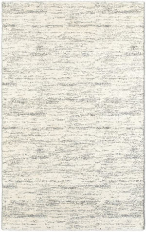 Lr Resources Soft Shag 81168 Cream - Gray Area Rug