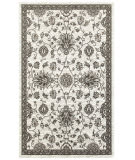 Lr Resources Adana 80381 White - Brown Area Rug