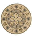 Lr Resources Dazzle 54056 Taupe Area Rug
