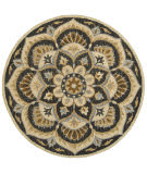 Lr Resources Dazzle 54062 Black Area Rug