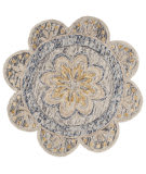 Lr Resources Dazzle 54092 Gray Area Rug