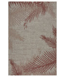 Lr Resources Captiva 81023 Red - Beige Area Rug