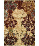 Lr Resources Grace 81119 Red Area Rug