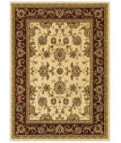 Lr Resources Grace 81135 Ivory - Red Area Rug