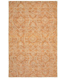 Lr Resources Karma 21042 Rust Area Rug