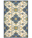 Lr Resources Lavish 54073 Ivory Area Rug