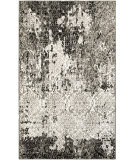 Lr Resources Matrix 81192 White - Brown Area Rug