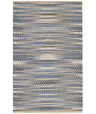 Lr Resources Natural Fiber 03330 Blue Area Rug