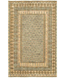 Lr Resources Oushak 04420 Gray - Khaki Area Rug
